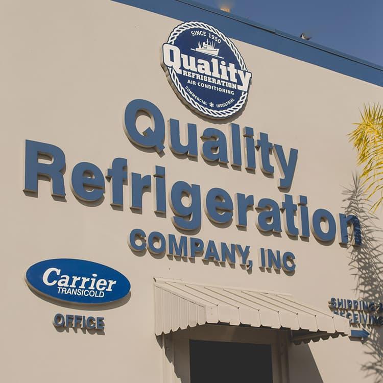 Quality Refrigeration Company