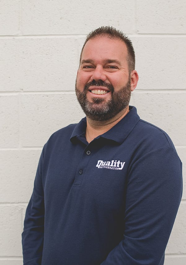 Mike Cott- General Manager of San Diego Branch at Quality Refrigeration