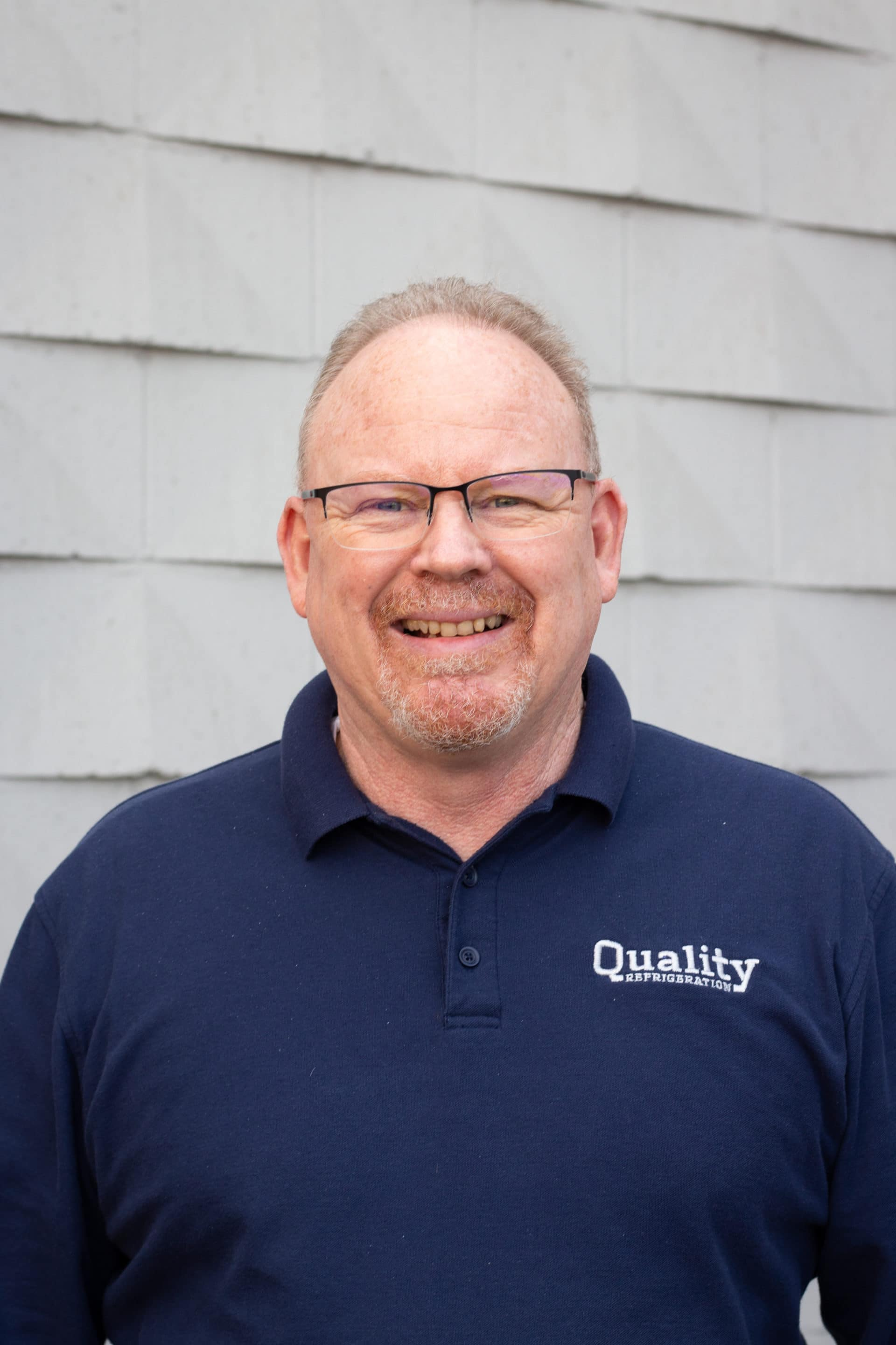 Dave Coyle- Assistant Service Manager at Quality Refrigeration
